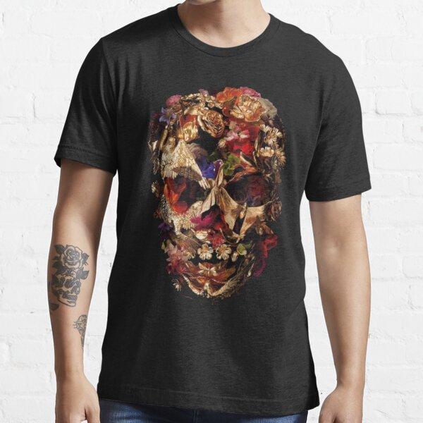 Calavera mcqueen Camiseta esencial