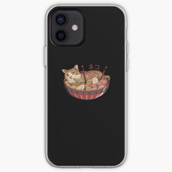 Neko Ramen v2 iPhone Soft Case
