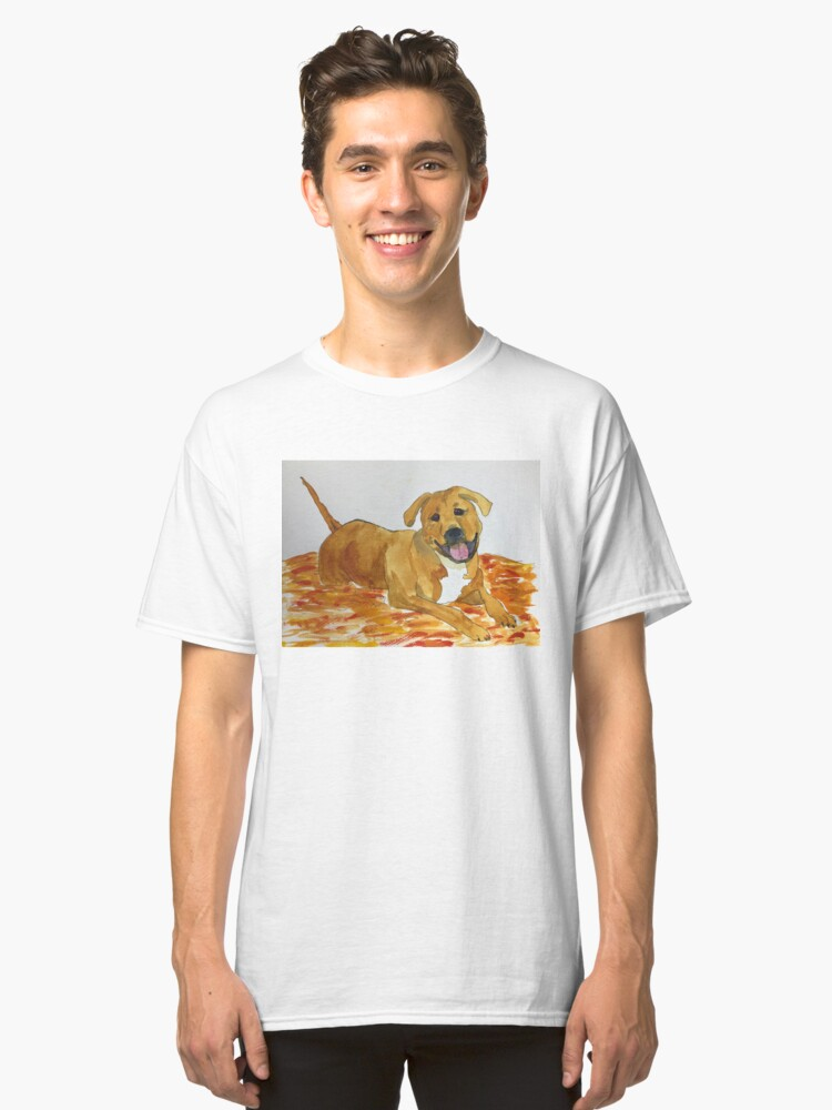 Alternate view of Mandy Classic T-Shirt