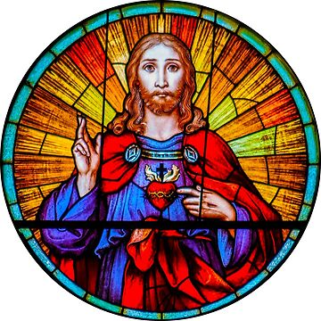 Jesus Lord and Savior by DiabloNegro