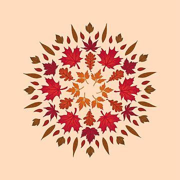Sol de otoño de Waynem79