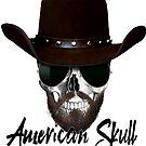 American Skull by clad63