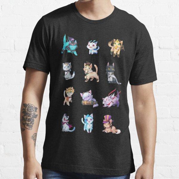 Liga der AD-Katzen Essential T-Shirt