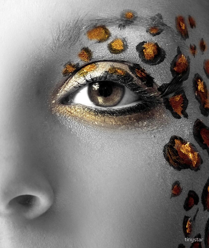 Leopardess by tinystar