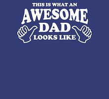 Awesome Dad - Light Unisex T-Shirt