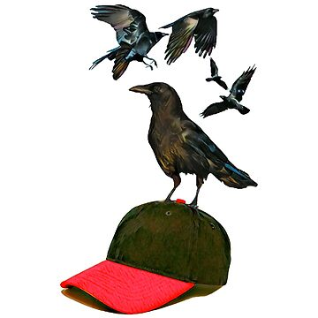 Baseball Crows by Matterotica