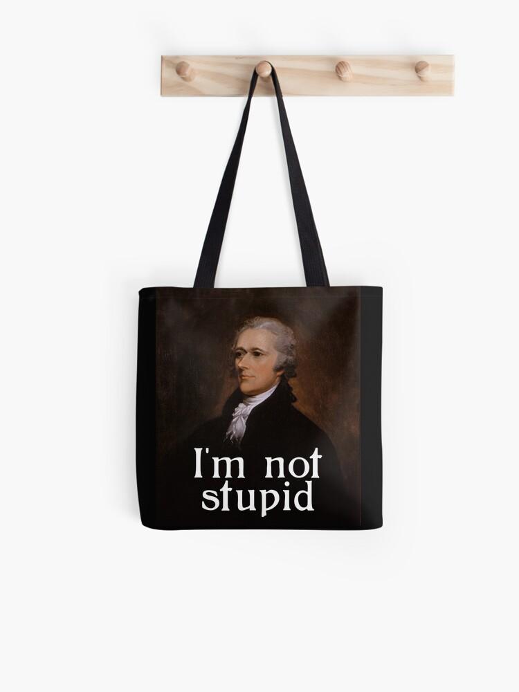 452be24d153d I'm not stupid - Alexander Hamilton
