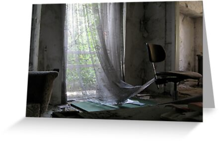 Abandoned Iraqi Embassy, Berlin '09 by Elsa Thorp