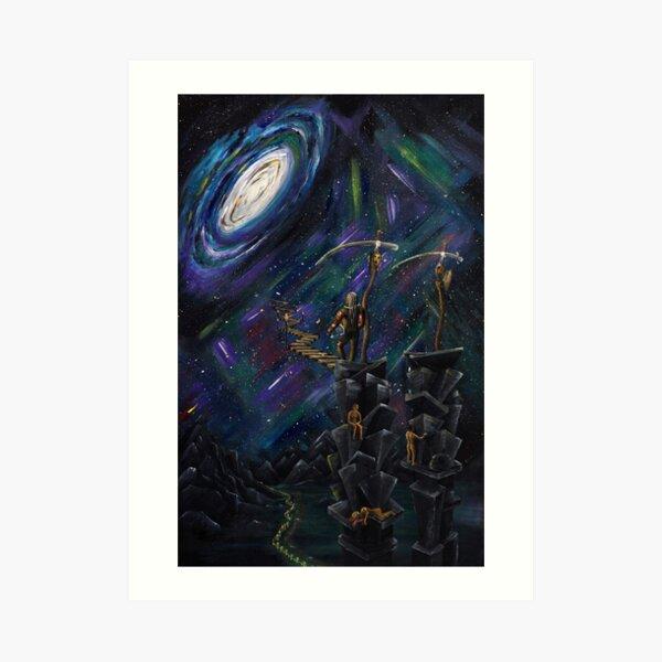 The Atmosphere Art Print