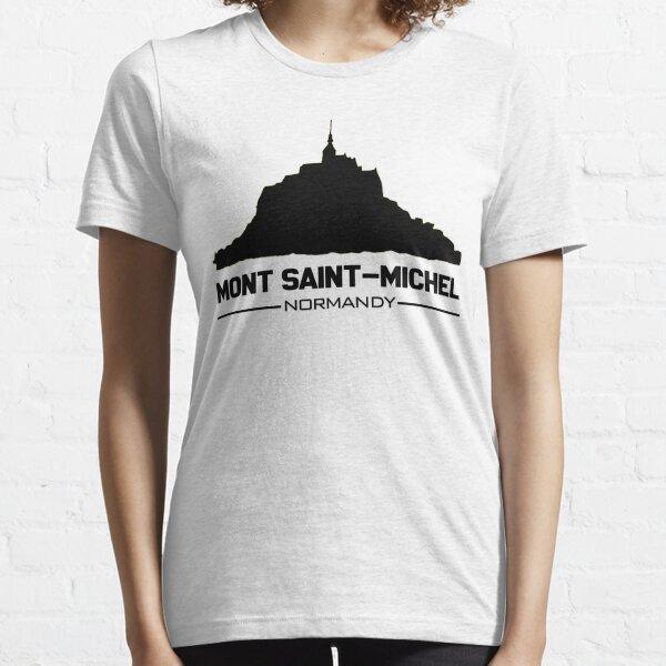 Mont Saint Michel Essential T-Shirt