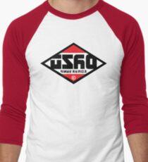 Zekko Baseball LS Men's Baseball ¾ T-Shirt