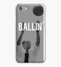 Obama Ballin iPhone Case/Skin