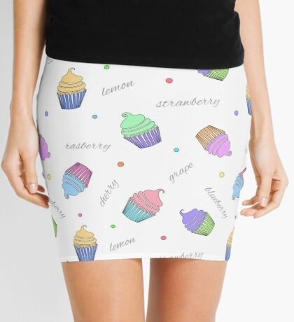 Cupcakes Mini Skirt