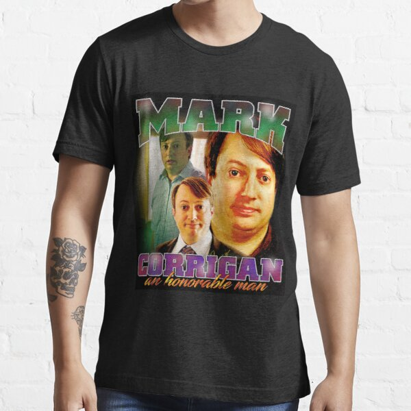 Mark Corrigan 90s Rap T Shirt Essential T-Shirt