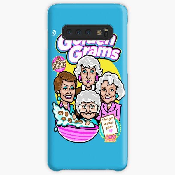 Golden Grams Cereal Samsung Galaxy Snap Case