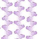 « Hippoline - lilas » par Hippopottermiss