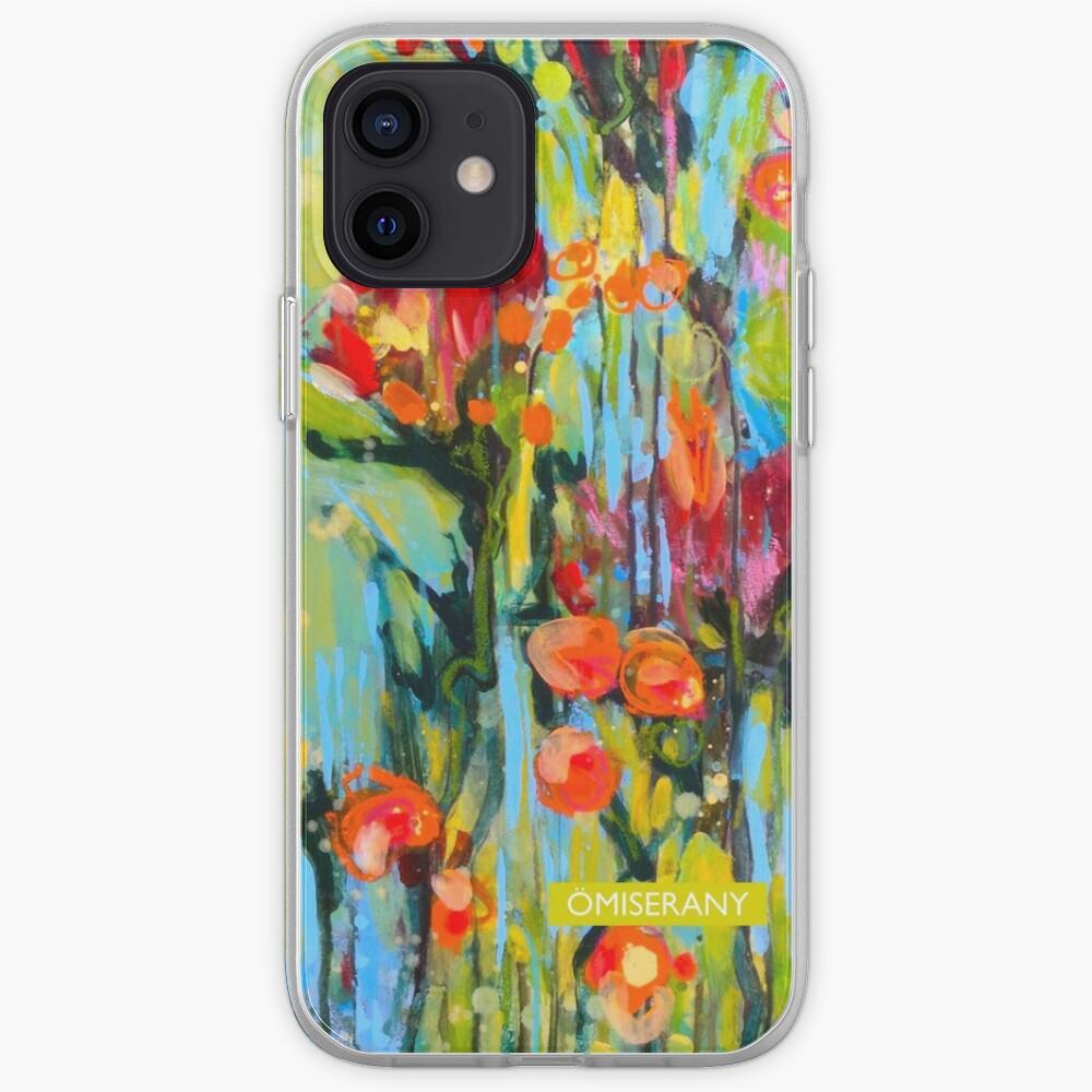 Coque iPhone «Jardin anglais  ÖMiserany®2014 »