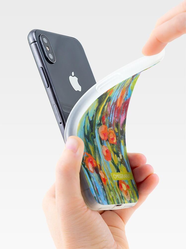 Coque iPhone ''Jardin anglais  ÖMiserany®2014 ': autre vue
