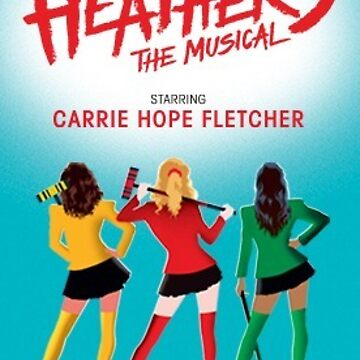 Heathers poster  by sburns35