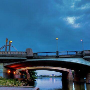 Norwood Bridge by umpa1