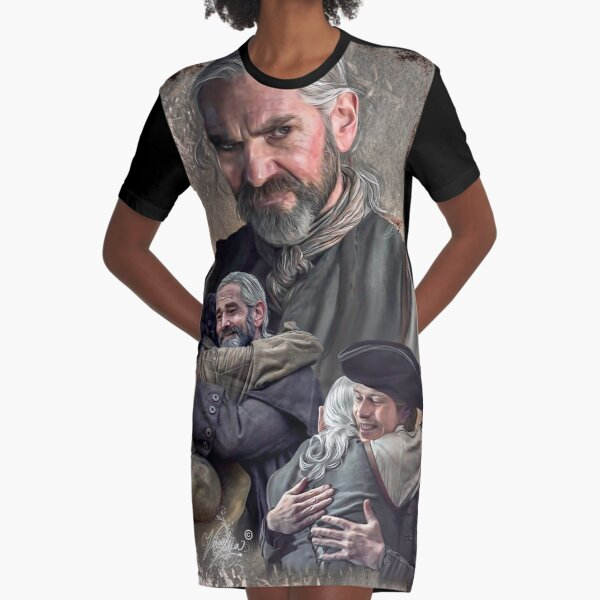 Dear friend, return home Graphic T-Shirt Dress