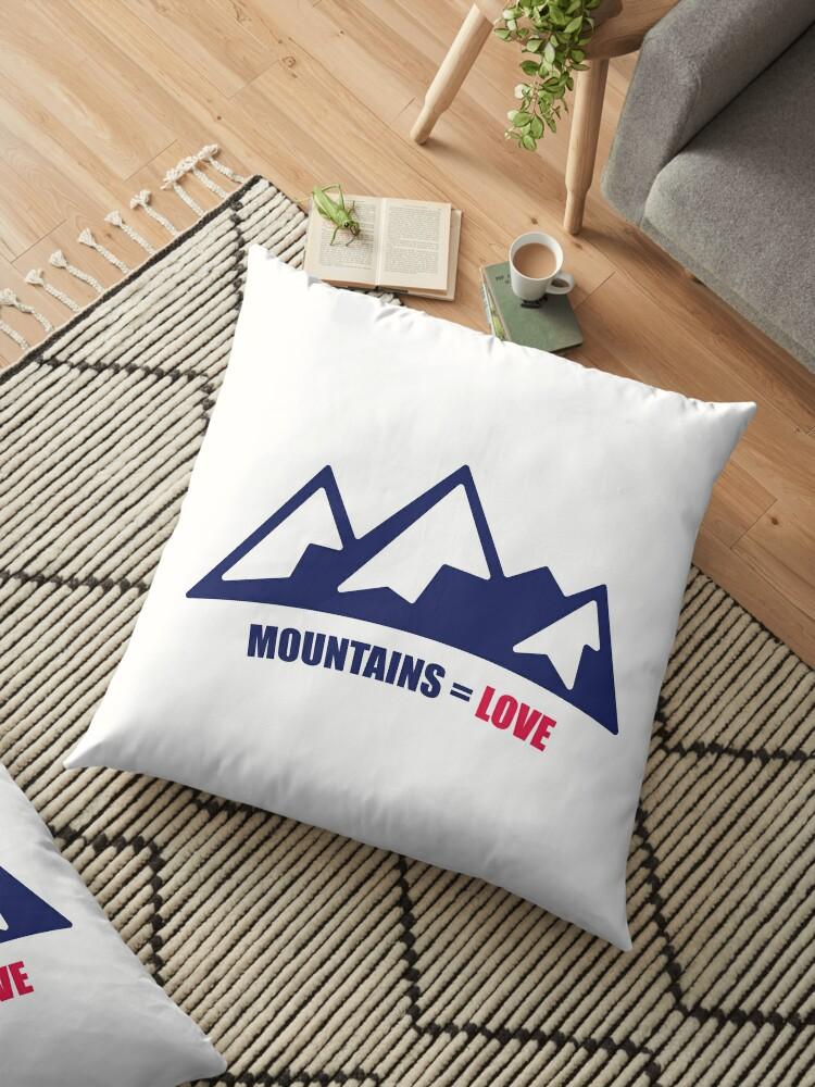 Mountains = Love by AlexaDesign