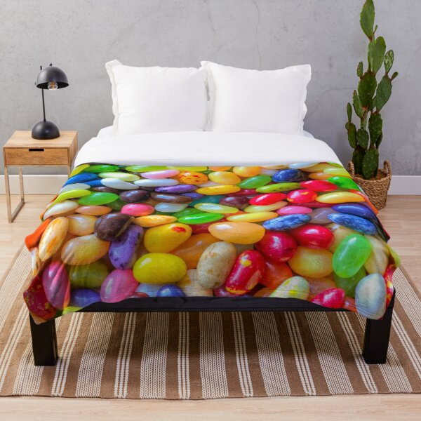 Candy Throw Blanket