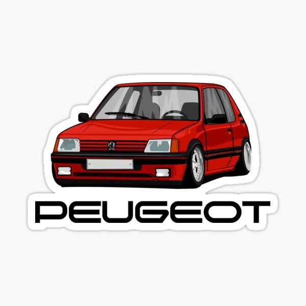 205 GTI Pegatina