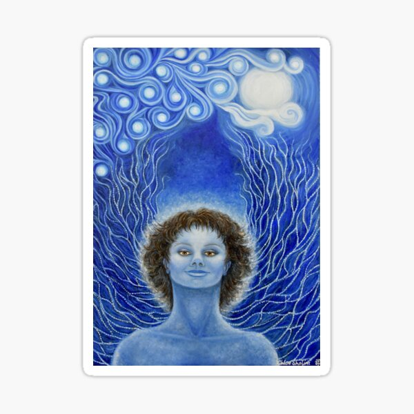Angelic Realms, Archangel Michael Sticker