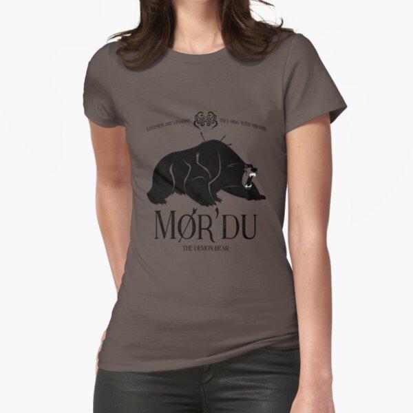 Mor'du Fitted T-Shirt