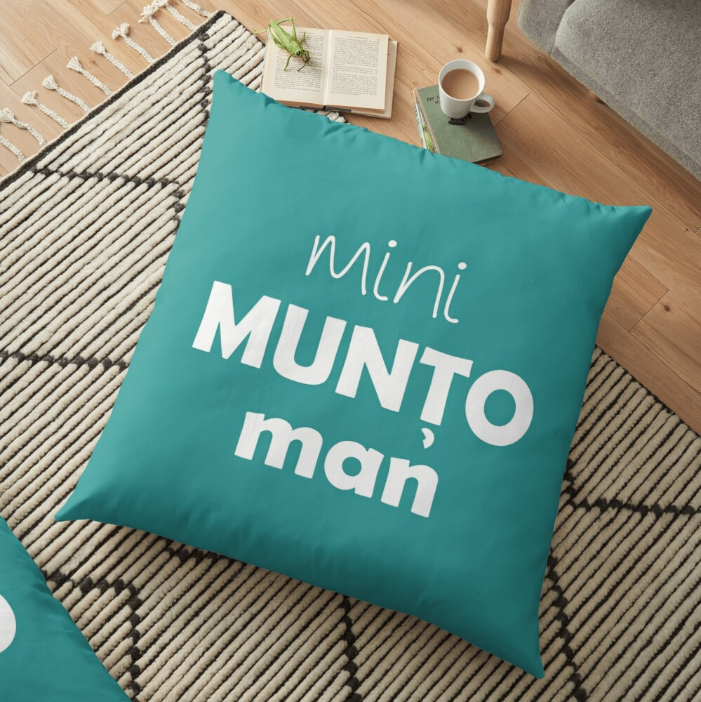 Mini Muntoman Floor Pillow