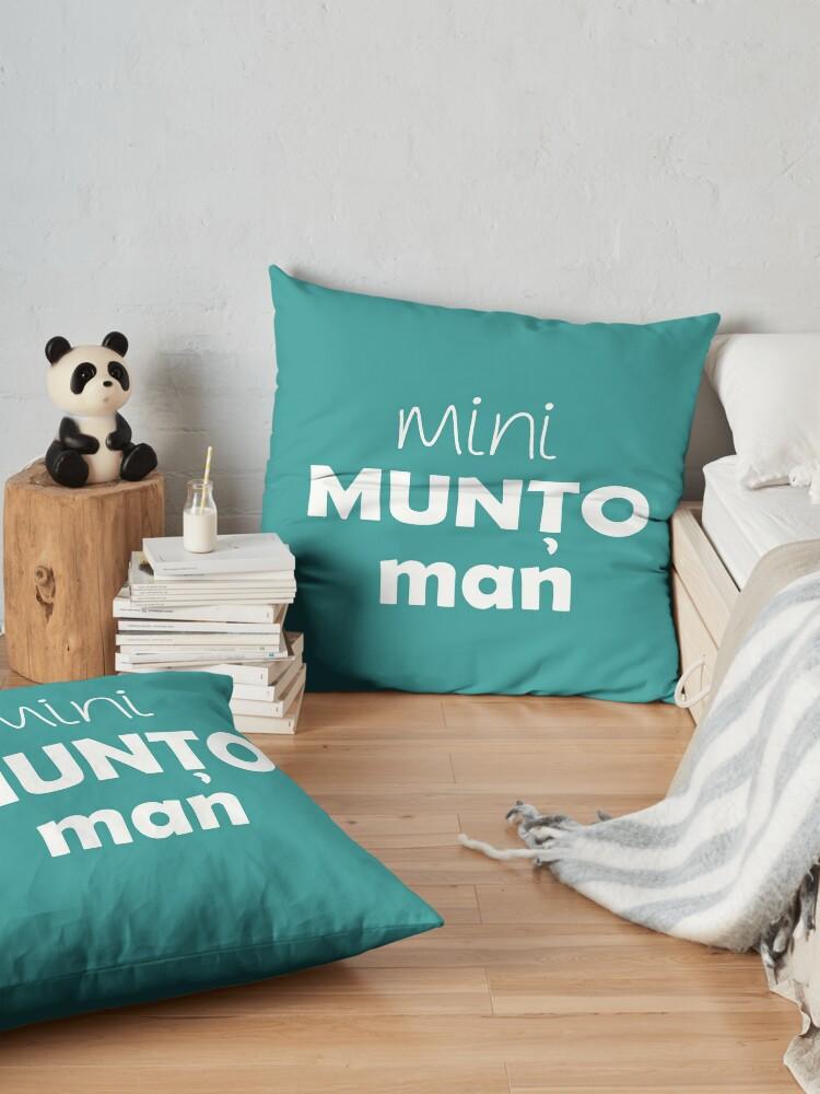 Alternate view of Mini Muntoman Floor Pillow