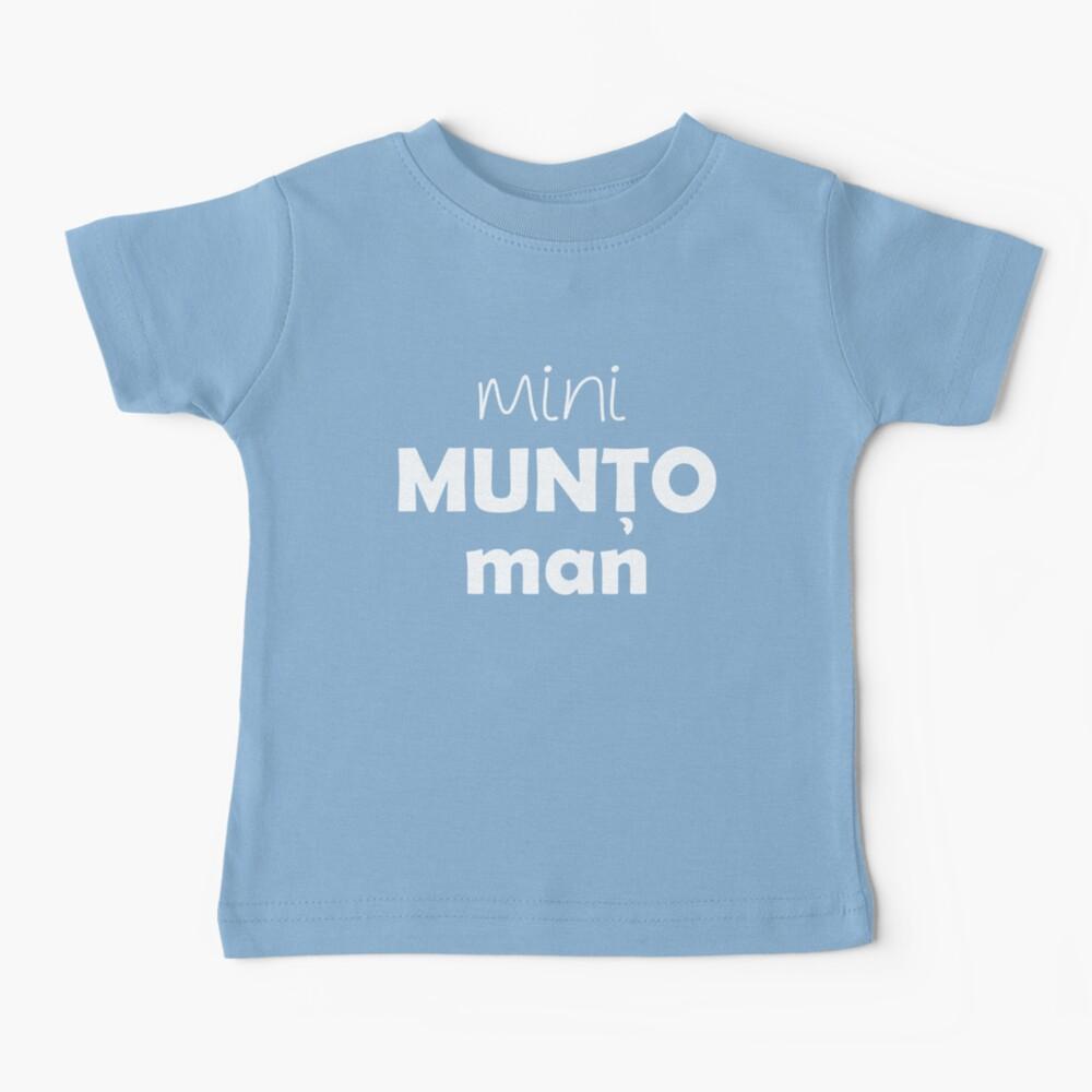 Mini Muntoman Baby T-Shirt