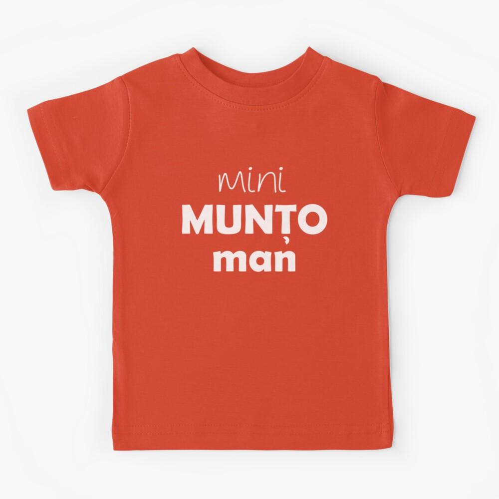 Mini Muntoman Kids T-Shirt