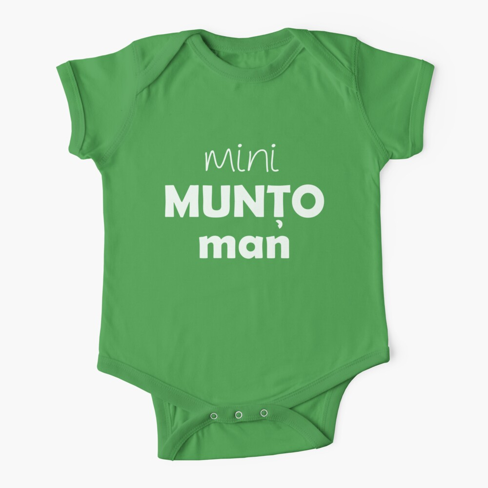 Mini Muntoman Baby One-Piece