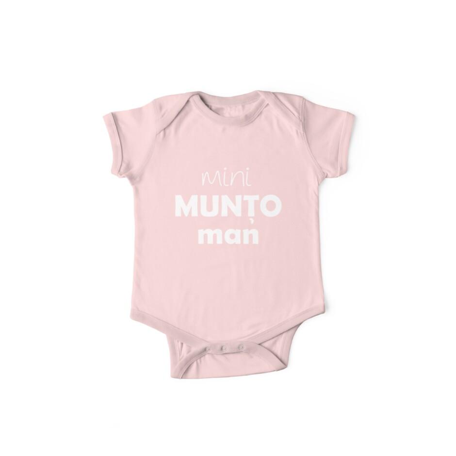 Mini Muntoman by AlexaDesign
