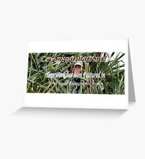NCP Forum Feature Banner 2 Greeting Card
