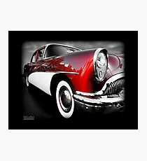 Buick Photographic Print
