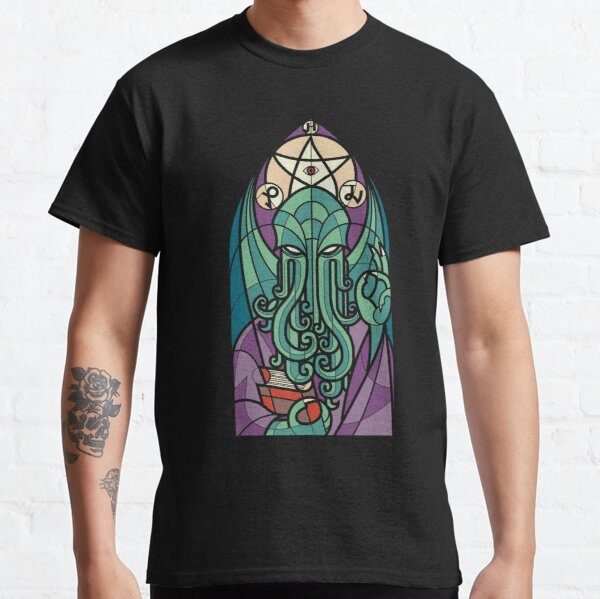 Church of Cthulhu Classic T-Shirt