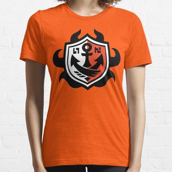 SquidForce Ranked Battle Shield Essential T-Shirt
