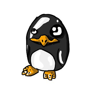 Derpy Penguin by CodyGronk