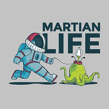 Martian Life by soondoock