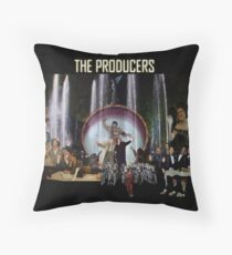 The Producers Throw Pillow