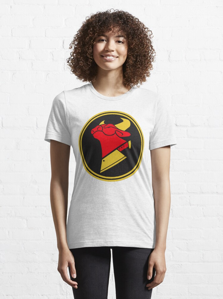 Alternate view of CowChop Logo  Essential T-Shirt