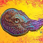 Vivid Nautilus by BarbarianBarBar