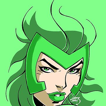 lorna hair  by weaponx5203