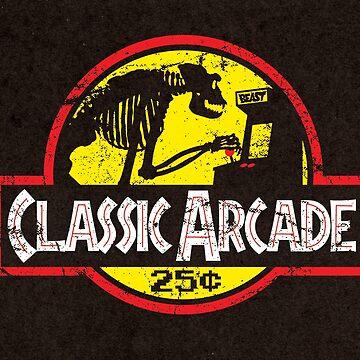 CLASSIC ARCADE by beastpop