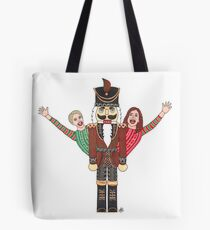 RHONY - Dorinda and Bethenny - Nutcracker Tote Bag