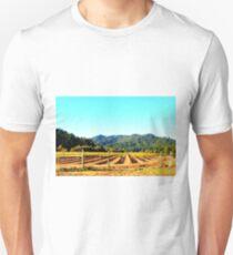 Vineyards Sonoma County Unisex T-Shirt