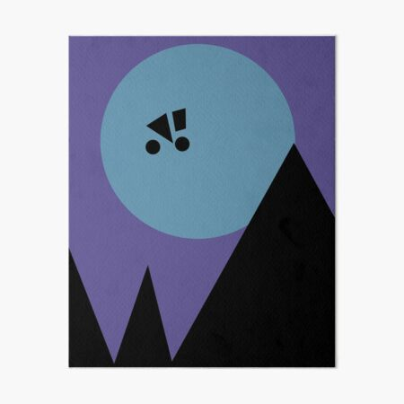 Phone Home Minimalist Design by Gabby Kere Art Board Print